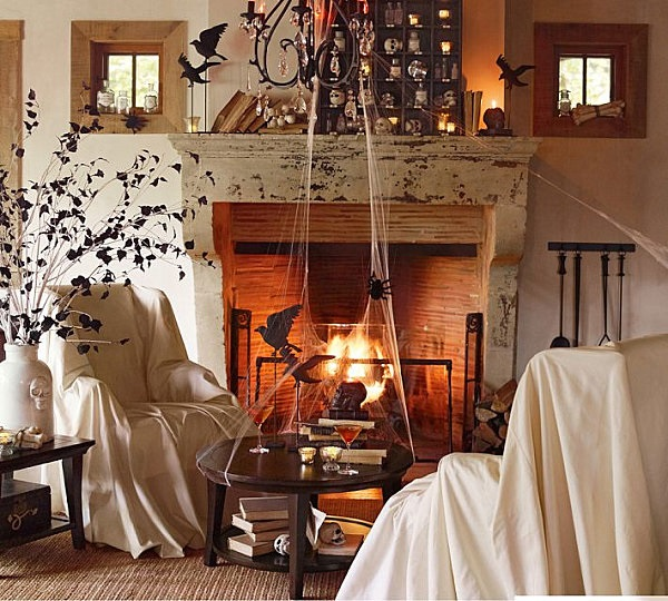Scary Halloween Decoration Ideas to try this Year (13)