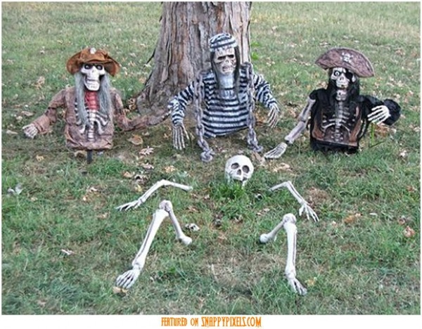 Scary Halloween Decoration Ideas to try this Year (23)