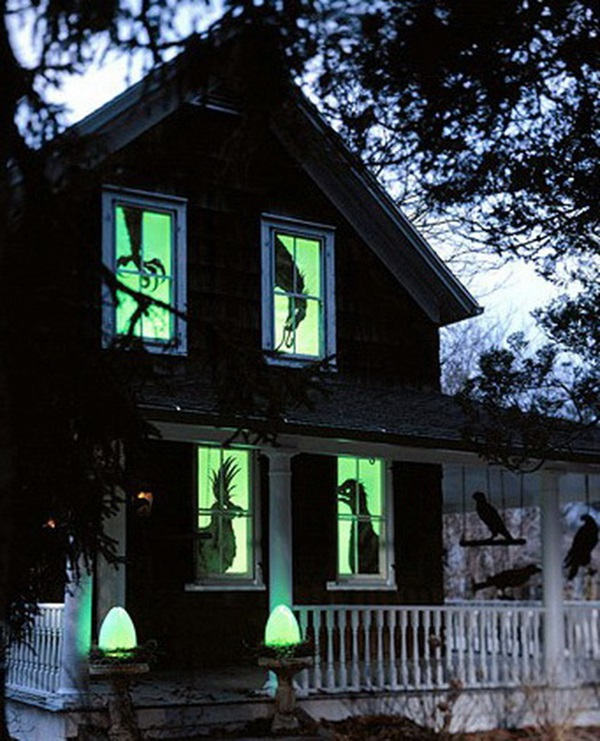 Scary Halloween Decoration Ideas to try this Year (44)