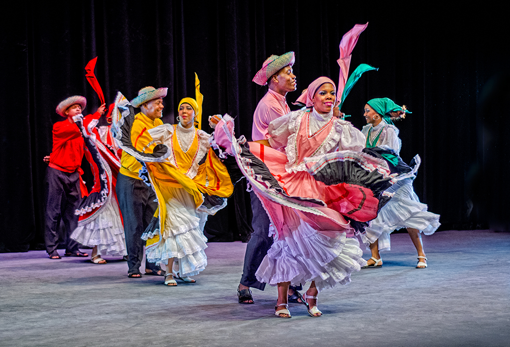 Vicini Presents Folk Dance Groups From Identity And Magic