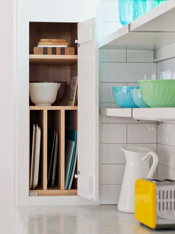 kitchen storage & organization ideas (11)