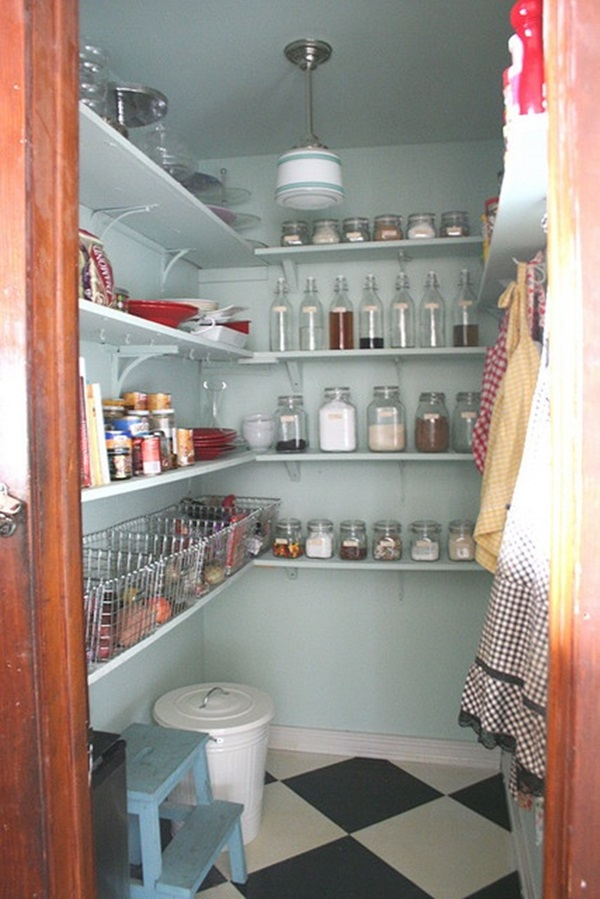 kitchen storage & organization ideas (12)