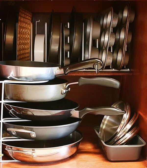 kitchen storage & organization ideas (13)