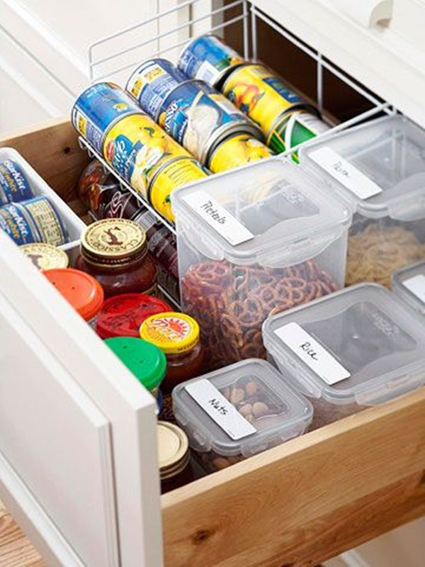 kitchen storage & organization ideas (16)
