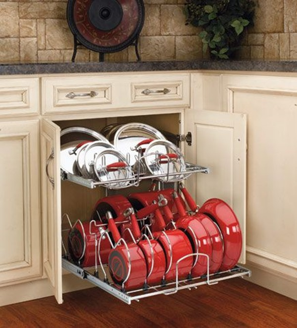 kitchen storage & organization ideas (18)