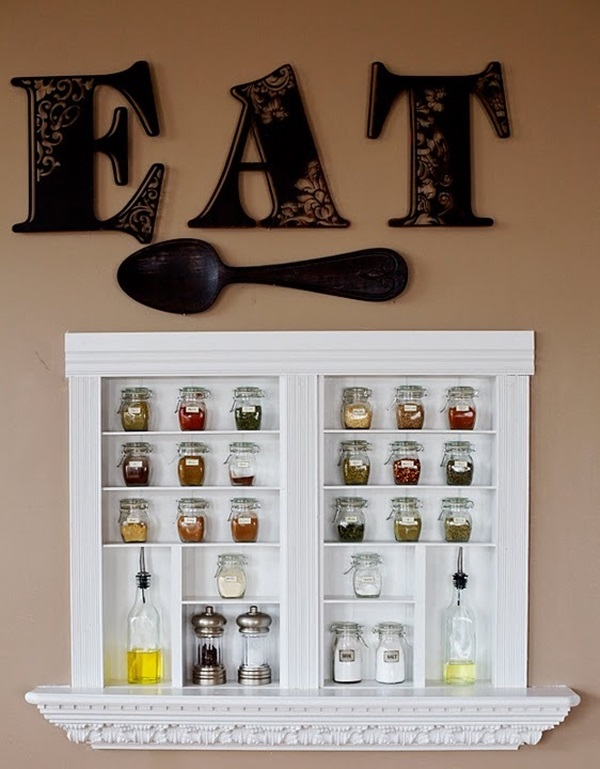 kitchen storage & organization ideas (20)