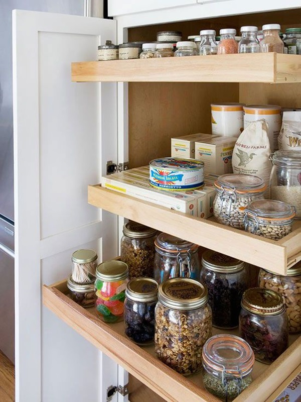kitchen storage & organization ideas (21)