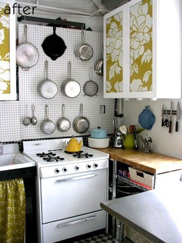kitchen storage & organization ideas (23)