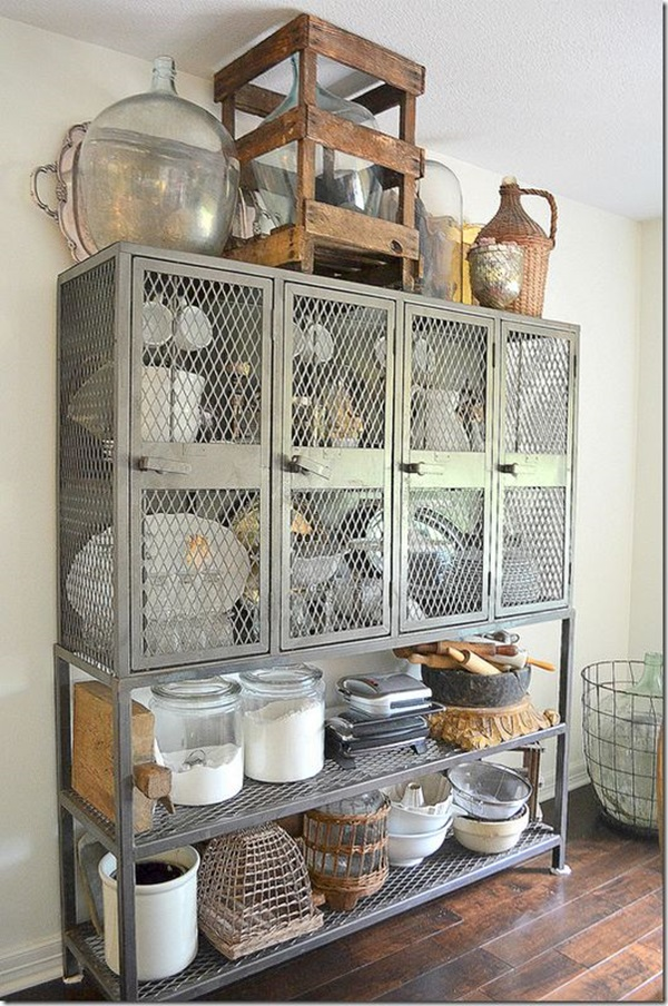kitchen storage & organization ideas (28)