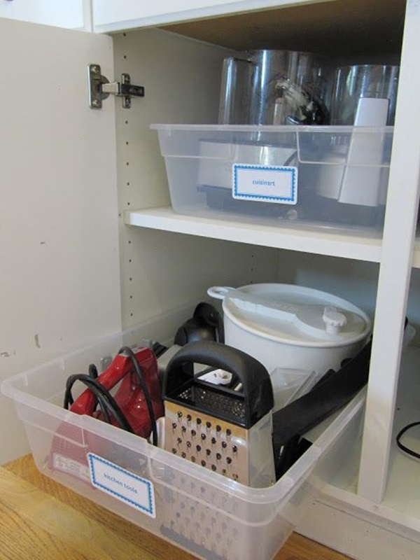 kitchen storage & organization ideas (29)