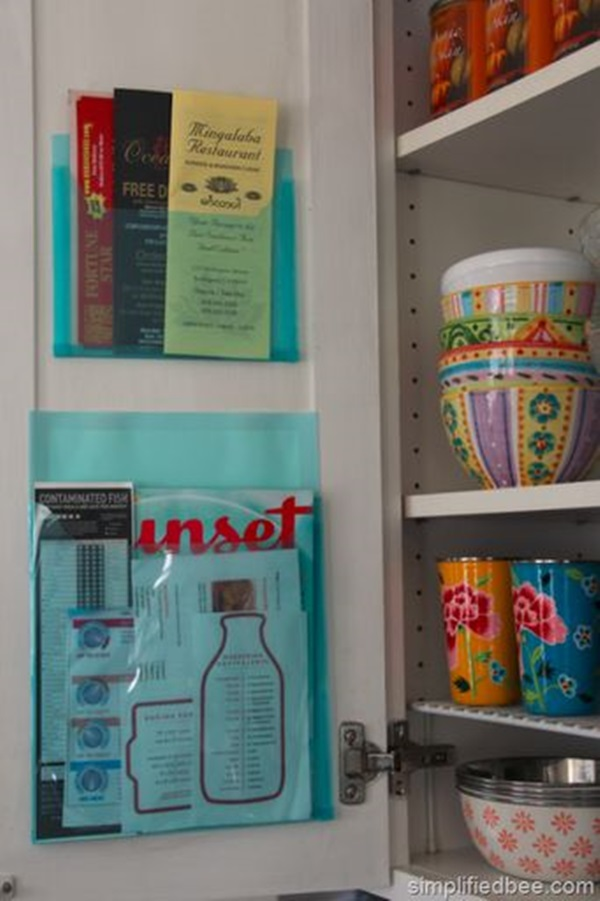 kitchen storage & organization ideas (3)