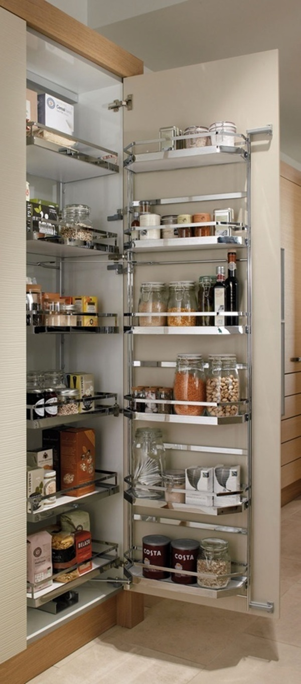 kitchen storage & organization ideas (30)