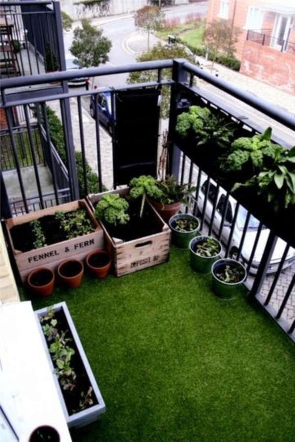 Clever Balcony Transformation Ideas (20)