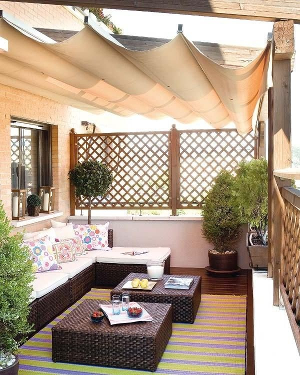 Clever Balcony Transformation Ideas (21)