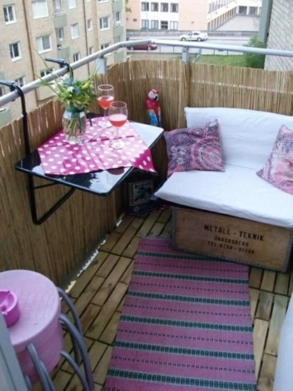Clever Balcony Transformation Ideas (3)