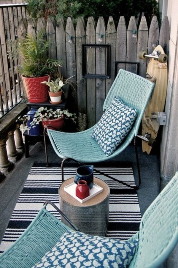 Clever Balcony Transformation Ideas (35)