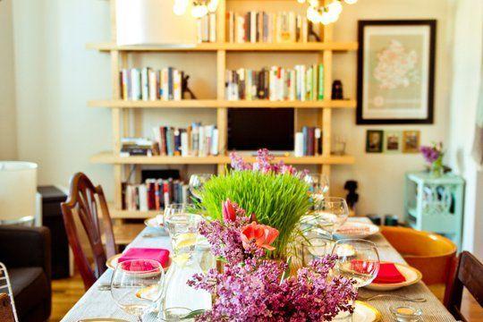 dinner table decoration 24