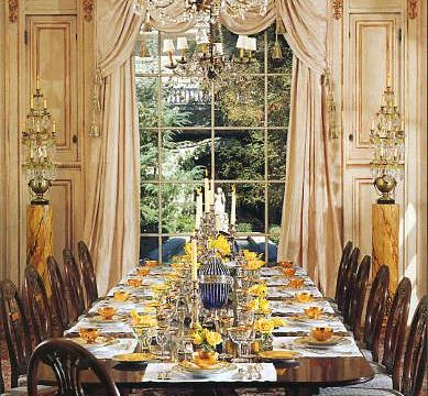 dinner table decoration 26