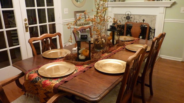 dinner table decoration 8