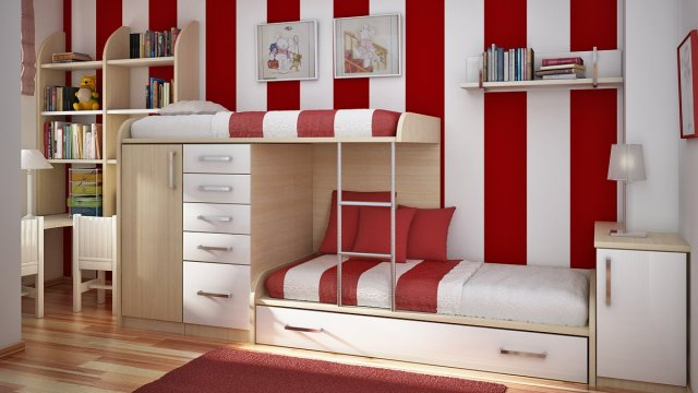 kids bedroom 11