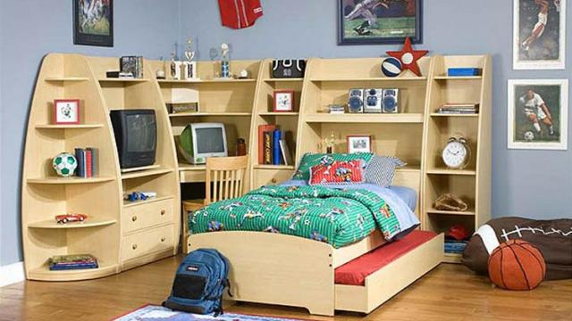 kids bedroom 15