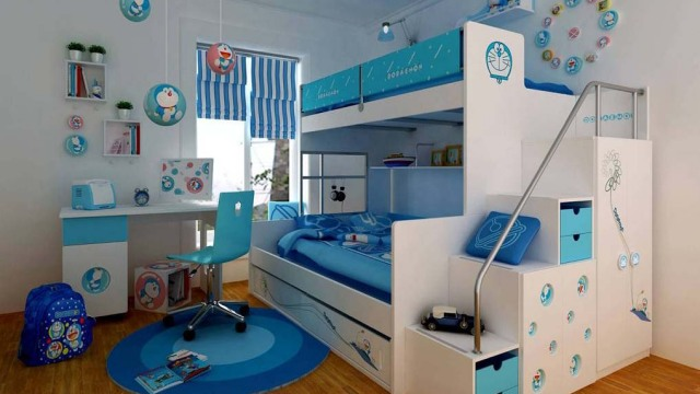 kids bedroom 16