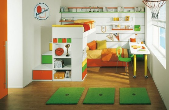 kids bedroom 7