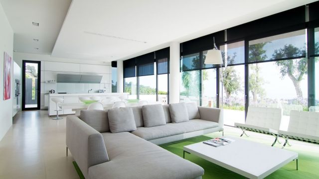 modern andalucia villa design