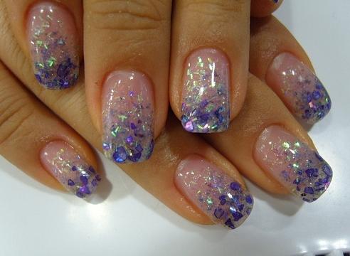 nails glitter 4