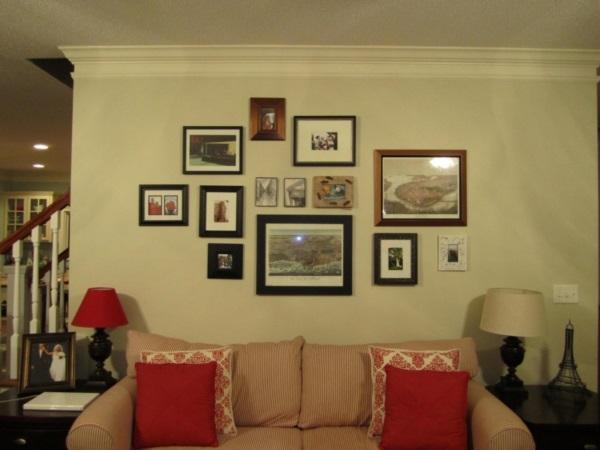 Creative Frame Decoration Ideas For Your House  (20)