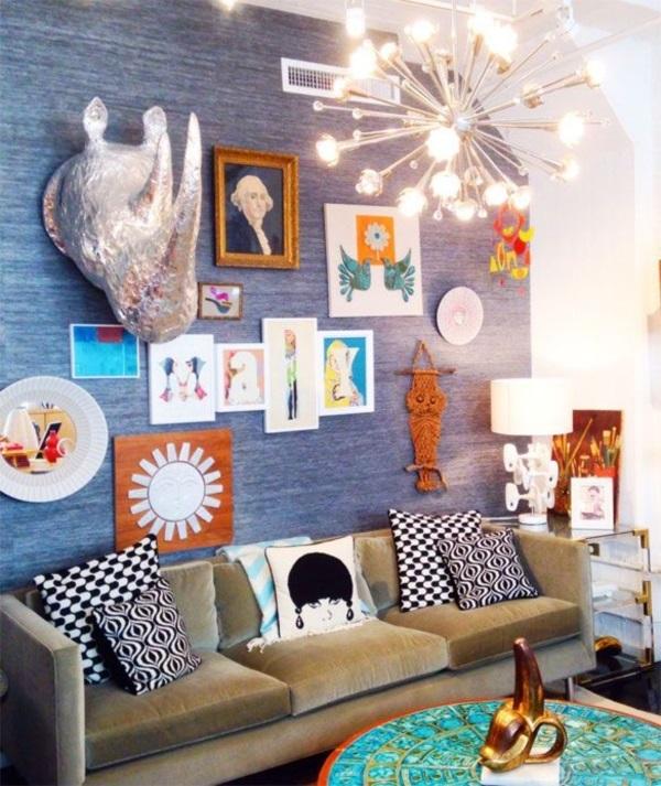 Creative Frame Decoration Ideas For Your House  (31)