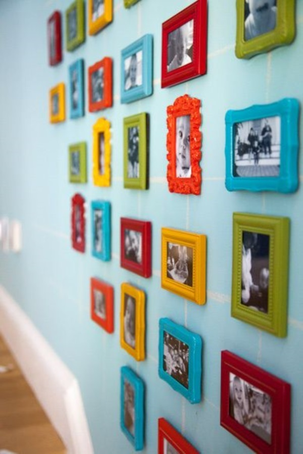 Creative Frame Decoration Ideas For Your House  (35)