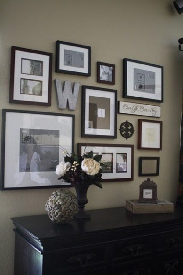 Creative Frame Decoration Ideas For Your House  (38)