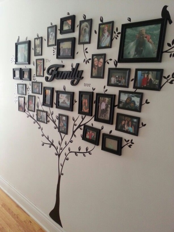 Creative Frame Decoration Ideas For Your House  (4)