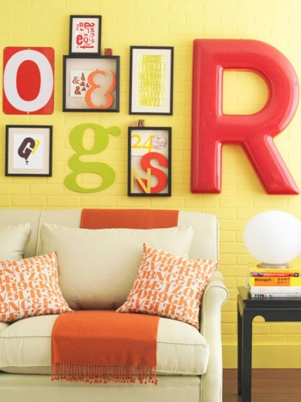 Creative Frame Decoration Ideas For Your House  (41)