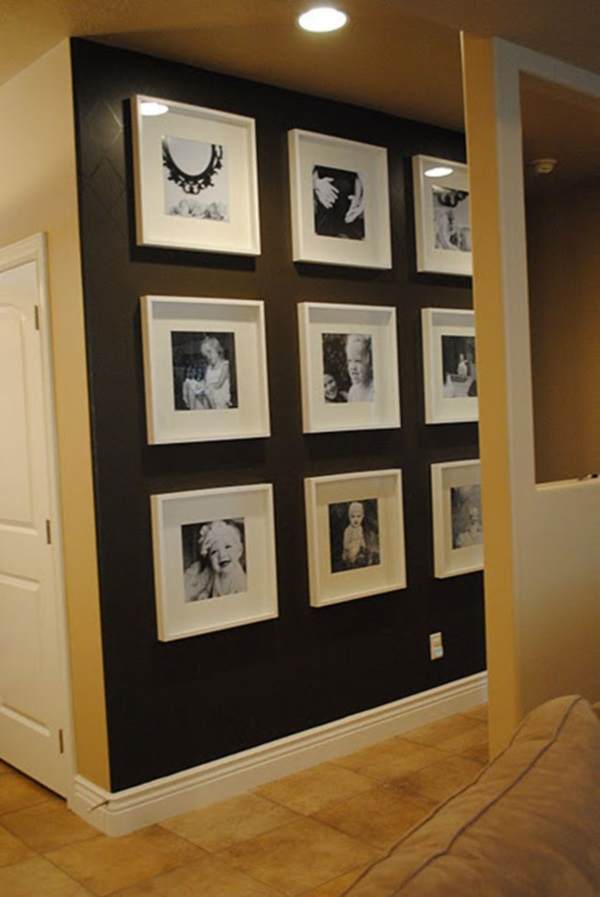 Creative Frame Decoration Ideas For Your House  (46)