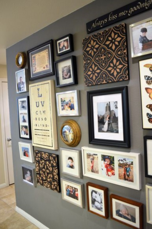 Creative Frame Decoration Ideas For Your House  (8)