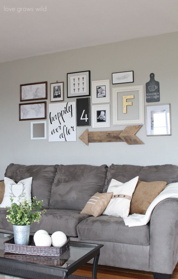 Creative Frame Decoration Ideas For Your House  (9)