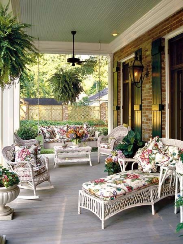 Lovely Veranda Design Ideas For Inspiration (29)