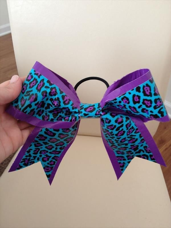 duct tape crafts  bow