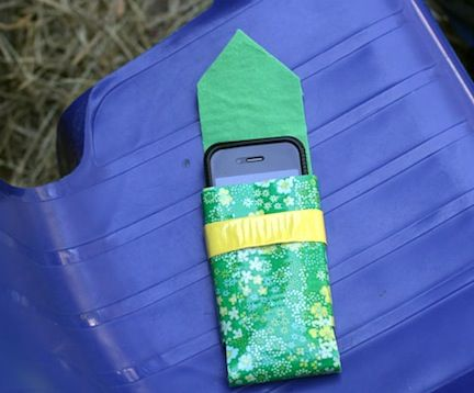 duct tape crafts phone case