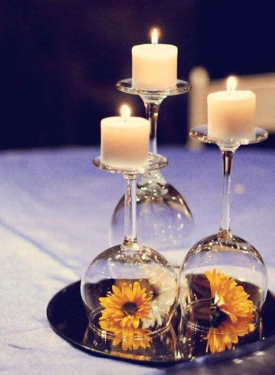 diy wedding centerpieces 1