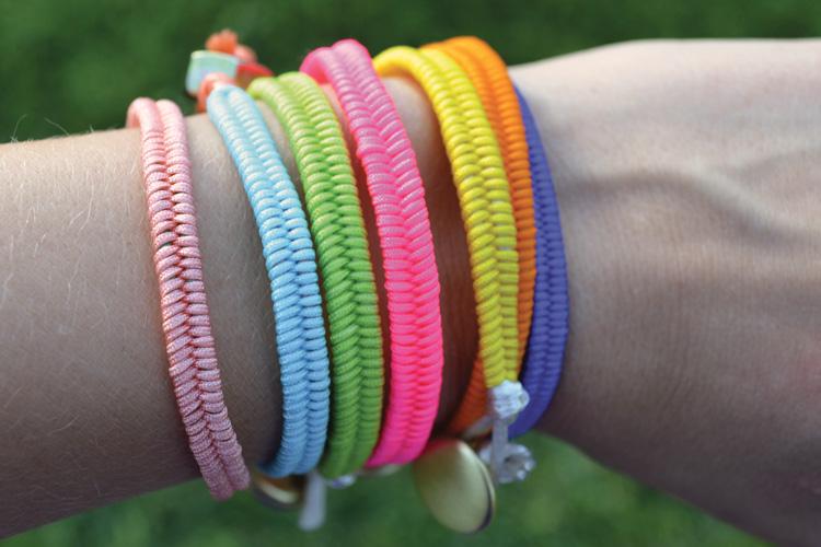 fishtail friendship bracelet