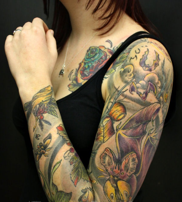 full sleeve tattoo designs (10)