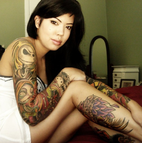 full sleeve tattoo designs (11)