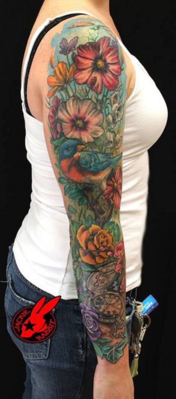 full sleeve tattoo designs (13)