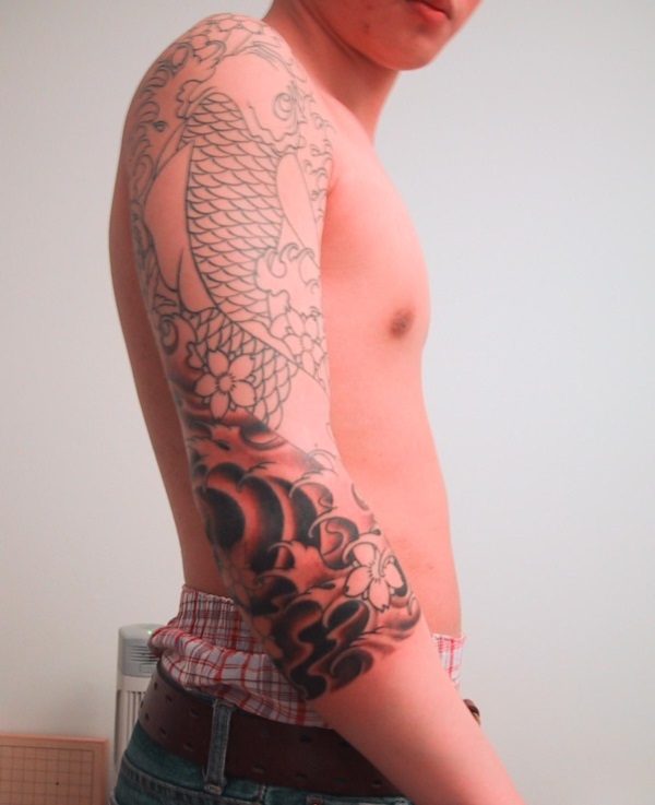 Full Sleeve Tattoo Designs Ideas