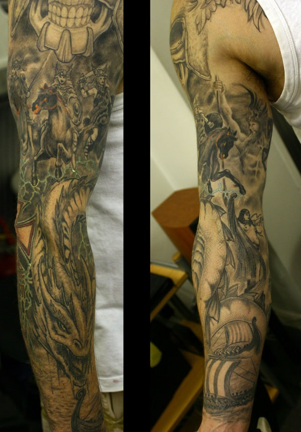 full sleeve tattoo designs (21)