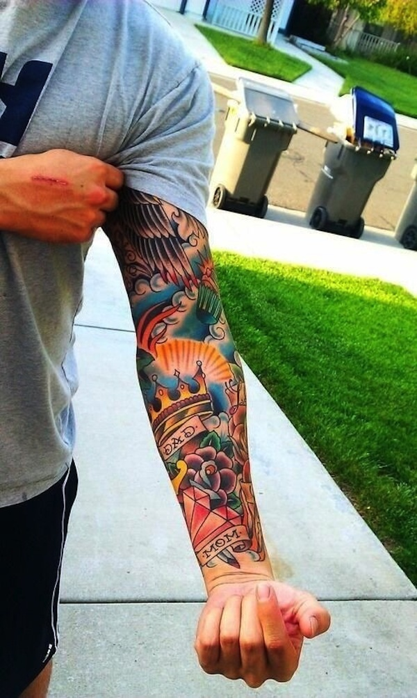 full sleeve tattoo designs (29)