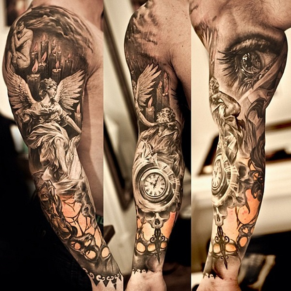 full sleeve tattoo designs (3)
